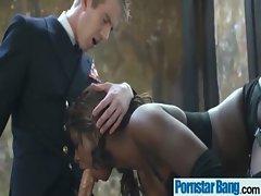 Pornstar Love A Big Cock Inside Her Pussy clip-05