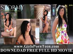 Stormy adorable teen schoolgirl full movies