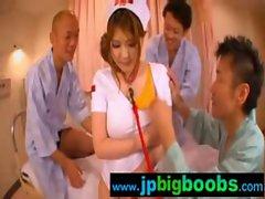 Big Tits Janapese Girls Get Hard Sex clip-27