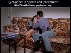 Erik Carrington and Gina Ryder