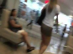 A Gostosa do Barra Shopping - - Barra da Tijuca - agosto de 2012