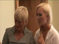 Cfnm schoolgirls handjob