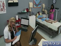 In Doctor Office Hot Girls Get Hard Fucked clip-18