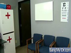 In Doctor Office Hot Girls Get Hard Fucked clip-20