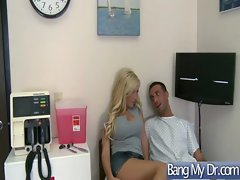 In Doctor Office Hot Girls Get Hard Fucked clip-08