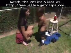 Midget Fuck A Pornstar  midget dwarf cumshots swallow