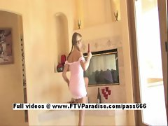 Katelynn tender adorable woman woman masturbating