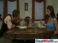Nasty Wife Cheat And Fuck Hard movie-29
