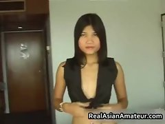 Kinky asian hot sex audition in a hotel