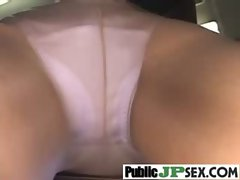 Asian Babe Girl Get Sex Bang In Public movie-34