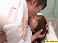 Japanese Girl In School Uniform Get Hard Sex movie-19