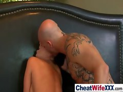 Nasty Wife Cheat And Fuck Hard movie-16