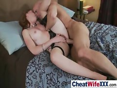 Nasty Wife Cheat And Fuck Hard movie-27