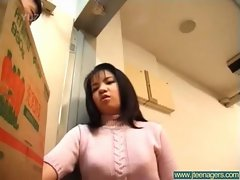 Japanese Teen Get Hardcore Sex movie-15