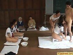 Japanese Girl In School Uniform Get Hard Sex movie-12