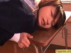 Japanese Girl In School Uniform Get Hard Sex movie-01