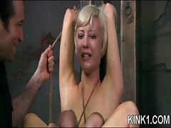 Whatever filthy lass did to piss of Sister Dee, she is so sorry by now