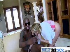 Filthy Buxom Housewives Get Nailed Rough video-36