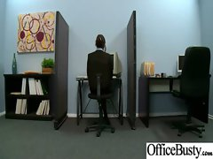 In Office Nymphos Ladies Get Nailed Horny video-10