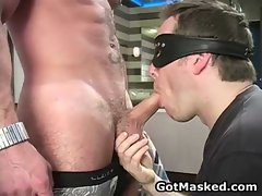 Amazing gay stud stripping gay porn
