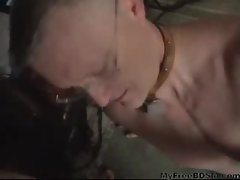 Male Slave Drew233203 Caresses Screwed Dirty ass 2 Mouth Then Swallow bdsm bondage slave femdom domination