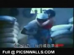 Chinese Married woman Scandal with Servant