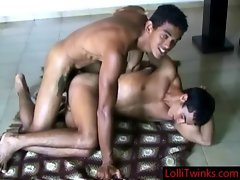Two lating gay hunks grinding and licking By Lollitwinks gay porno