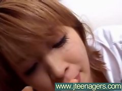 Sassy teens Slutty chicks Sensual japanese Get Nailed Wild video-14