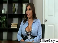 In Office Bigtits Nymphos Lasses Get Wild Sex vid-11