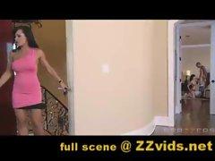 Lisa Ann in Mum Got Bobbs Full episode at www.ZZvids.net