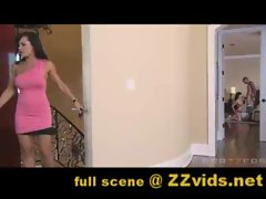 Lisa Ann &amp_ Jennifer White - Don't Tell Stepmom The Babysitter's a Bitch