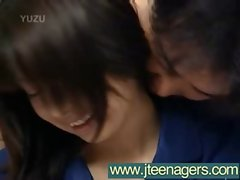 Wild Screwing A Seductive japanese Saucy teens Girlie vid-14