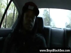 Blacks On Young men - Interracial Explicit Gay grinding 04