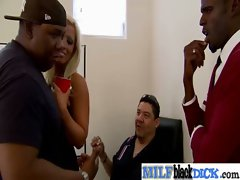 Large dark pricks Deep Inside randy Vixens Housewifes vid-05