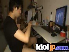 Seductive Asians Slutty chicks Get Dirty Banged vid-16