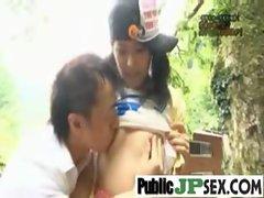 Asians Ladies Get Rough Fucked In Public vid-32