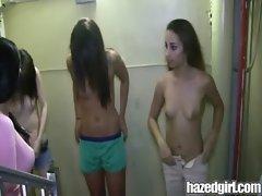 Hazedgirl Saucy teen Lesbos