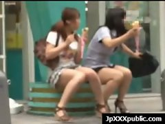 Attractive 18 years old Seductive japanese ladies Fuck In Public video-02