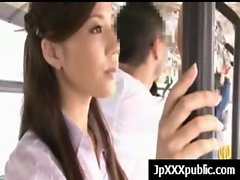 Attractive 18yo Jap ladies Fuck In Public video-13