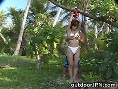 Ann Nanba Seductive japanese lass gets great