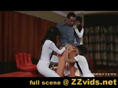 Madison Ivy &amp_ Gia Dimarco &amp_ Zoe Voss - A Clockwork Hussy = www.ZZvids.net =