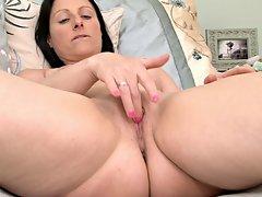 Stepmom Touching Her Slit