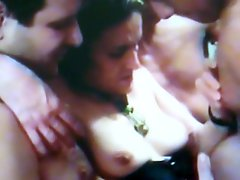 Sexual AndreaSex Find enjoyment in The Gang Bang