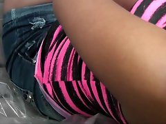DOWNBLOUSE CANDID Girlie IN Pinky 720720