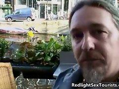 Attractive Brazilian chap comes to Amsterdam