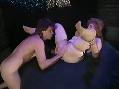 Thick Jennie Joyce striptease fuck