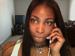 Mz Peachtree: Mobile Phone Black Naughty bum Twerk (PG) - Ameman
