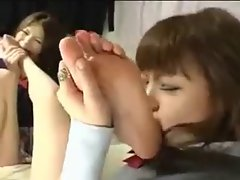 Asian Models Foot Fetish