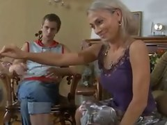Sexual slim housewifes