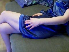 dirty wife in silk